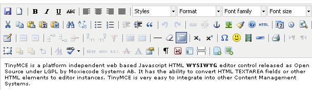 Best Free Web based WYSIWYG html editors – Corpocrat Magazine