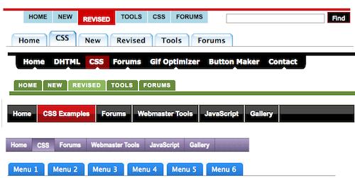 25+ Best Premium CSS Navigation Menus for Web Developers – Corpocrat