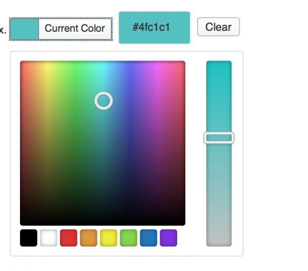 wp-color-picker