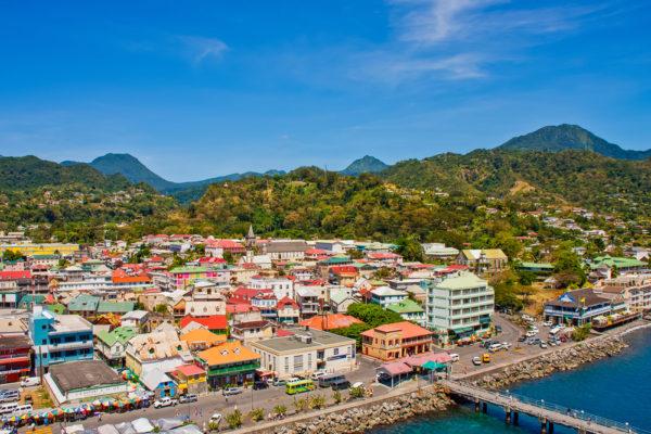 Dominica citizenship passport