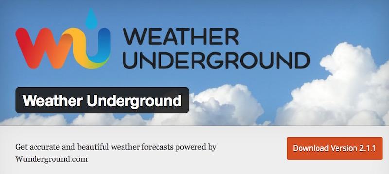 weatherunder