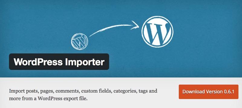 wp-importer
