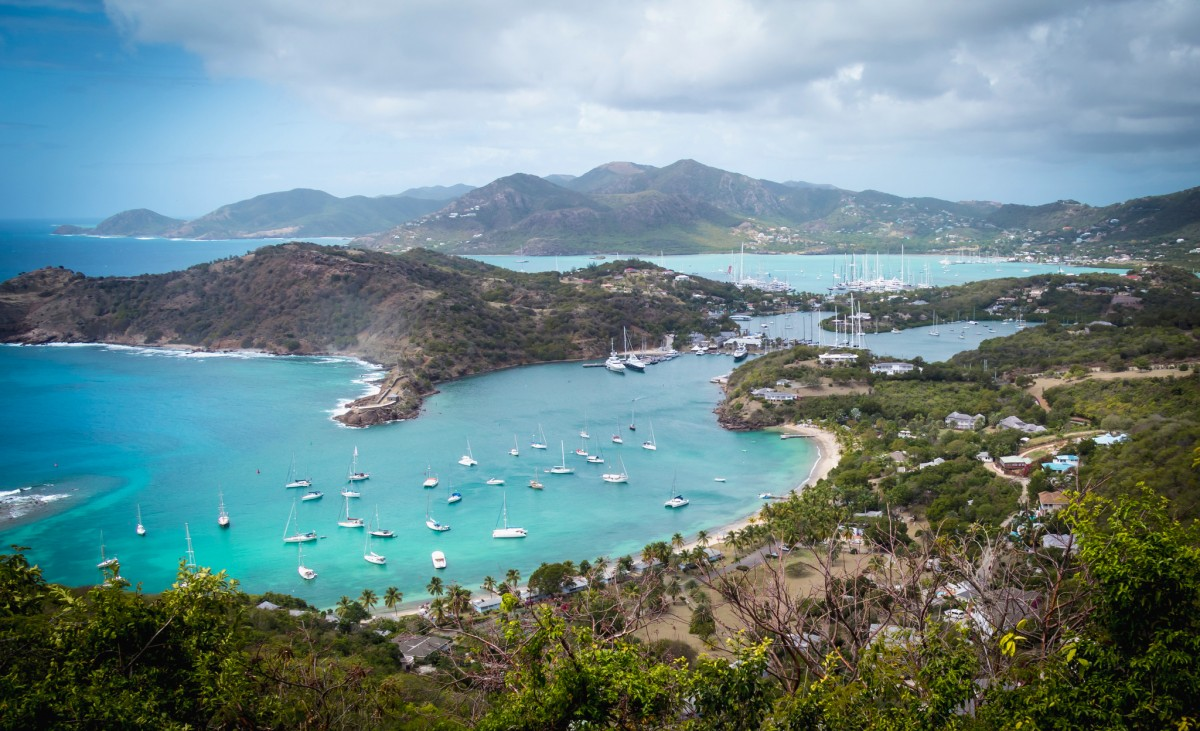 Antigua & Barbuda - English Harbour - Source: https://www.flickr.com/photos/andryn2006/