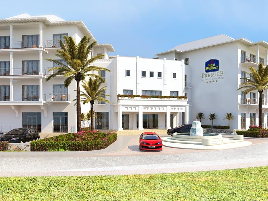 Source: Best Western Premier Hotel (bestwesternpremierantigua.com)