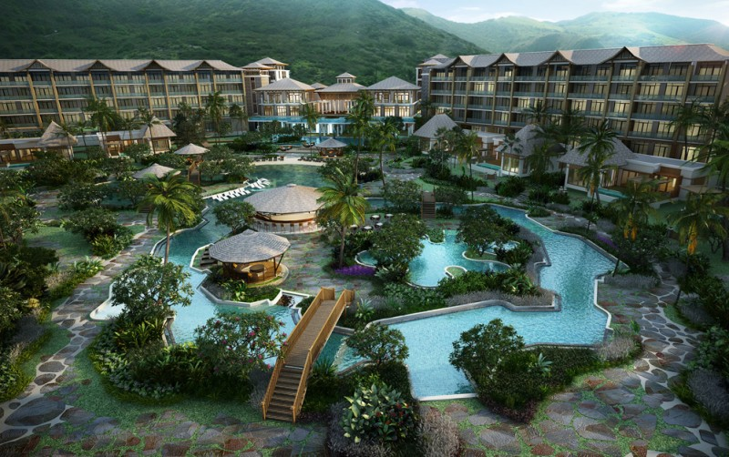Source: Koi resort and residences - koiresort.com