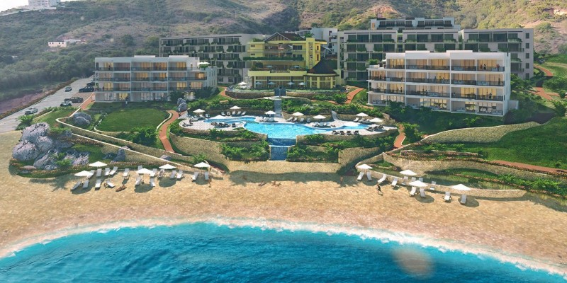 Source: Hilton St Kitts Resort - pelicanbaydevelopment.com