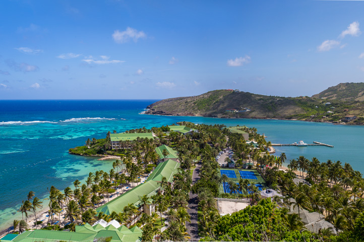 Source: St James Club and Resort - stjamesclubantigua.com