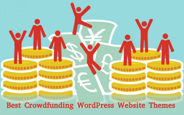 Best WordPress Themes for your Crowdfunding Website