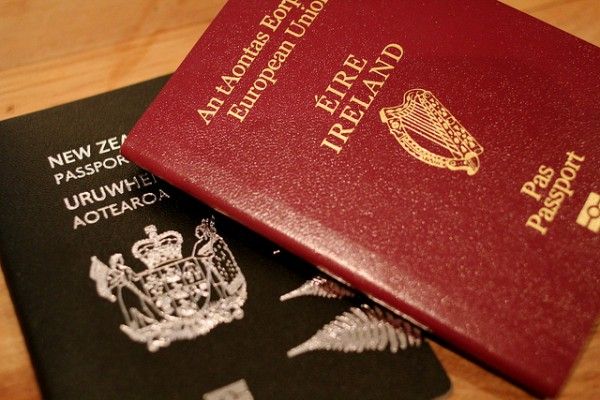 Citizenship passports