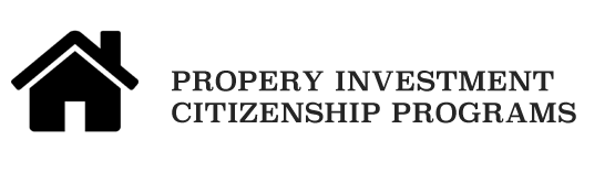 Property investment citizenship programs