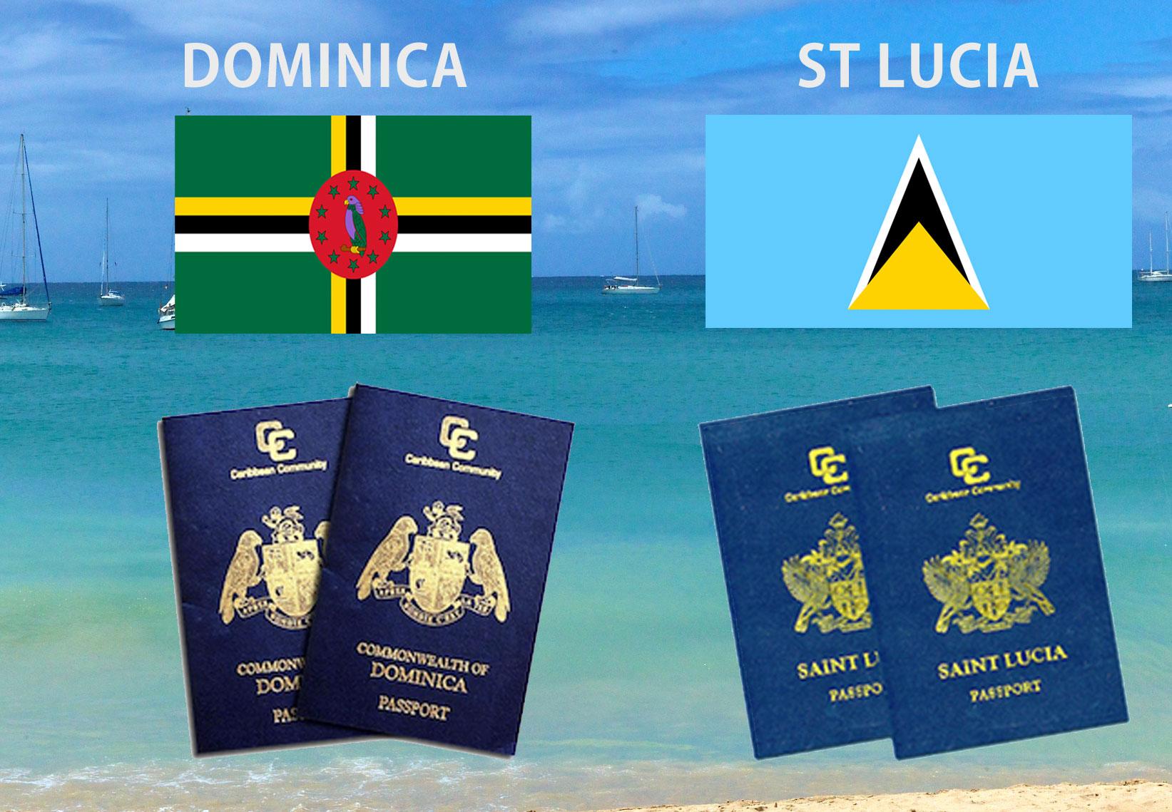 St Lucia Vs Dominica Citizenship By Investment Corpocrat Magazine