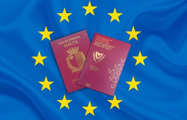 Malta Cyprus Citizenship passports