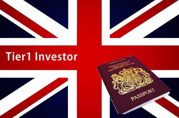 UK tier1 investor visas