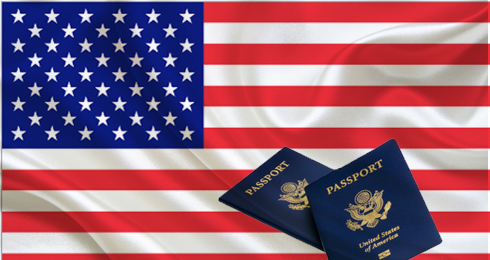 US citizenship and passport