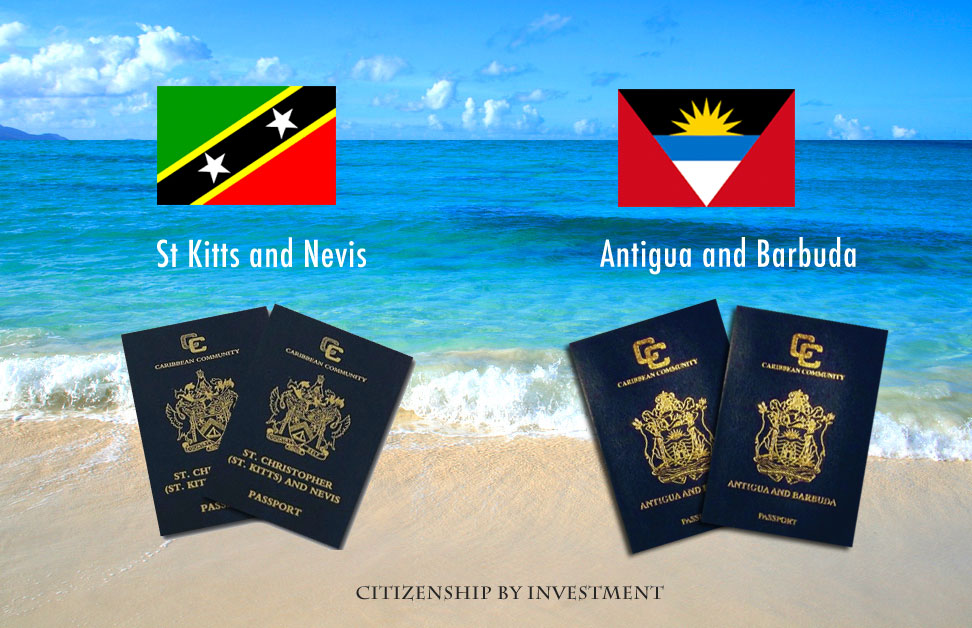 St Kitts and Antigua Passport