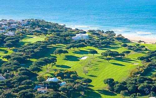 Golf resort portugal