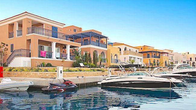 Limassol Marina Luxury