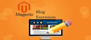 Blog extension