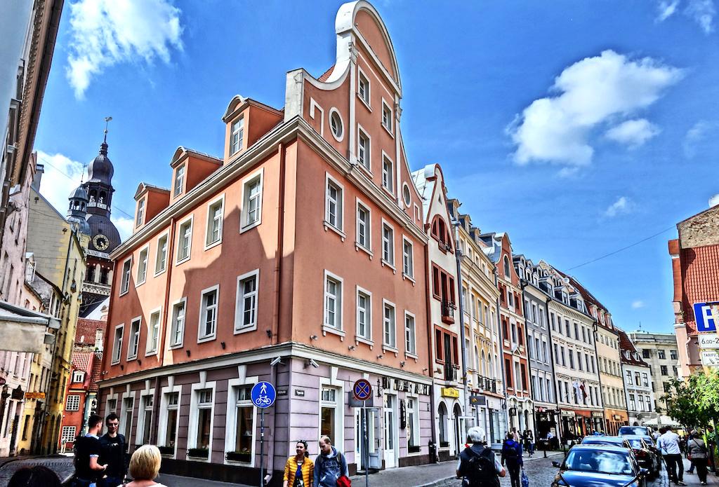 Latvia residency