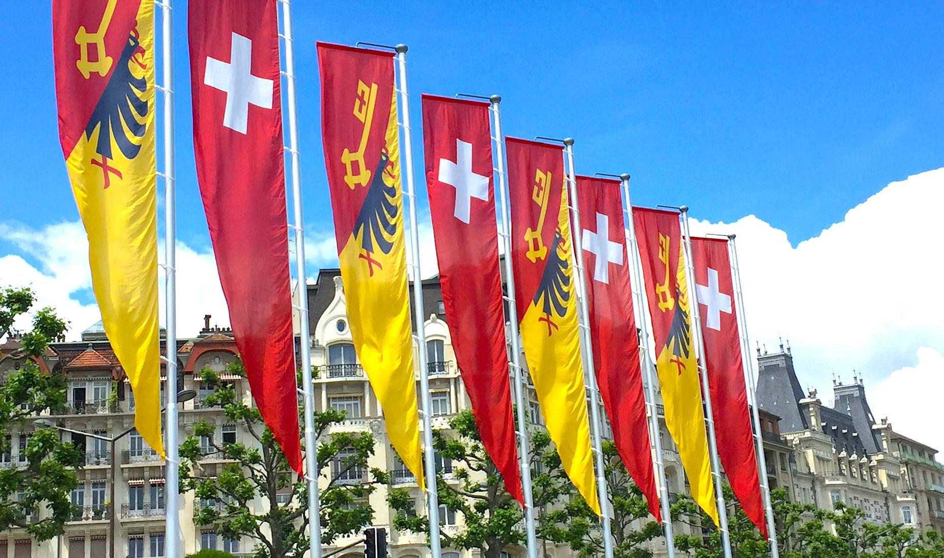 Swiss golden visa