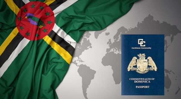 Dominica citizenship by investment passport