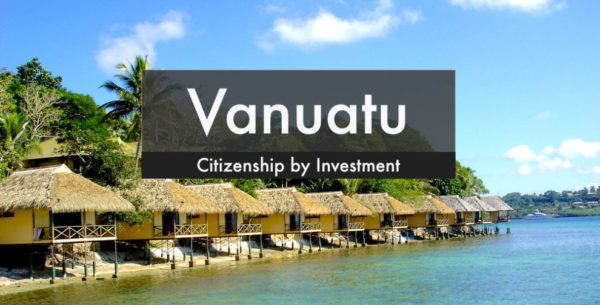 Vanuatu citizenship by investment