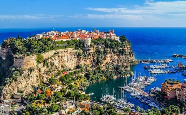 Monaco golden visa