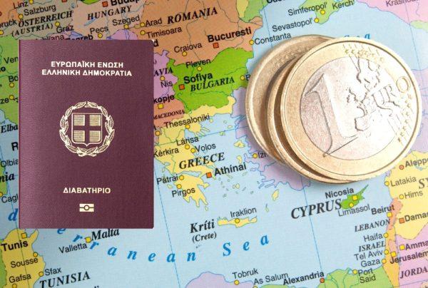 Greece passport