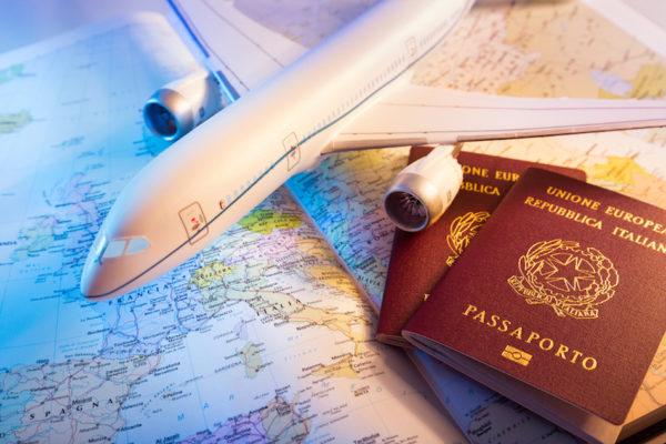 Italy passport